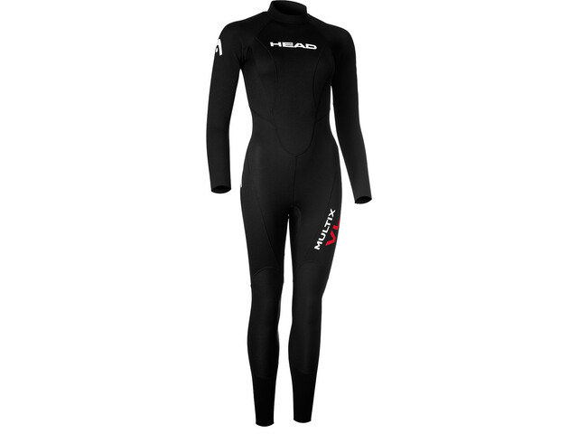 Head Multix Vl Suit Dame black/red